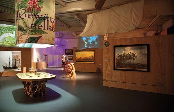 Gewürzeausstellung, Rosenheim (D) #museum #rosenheim #design #gruppe #laurin #exhibition #gut #kofler #gestaltung #gewrzeausstellung #d