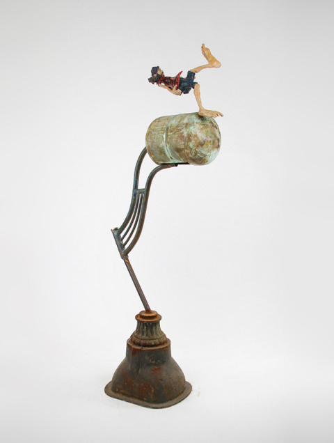 Isaac Sandoval | PICDIT #paint #sculpture #art
