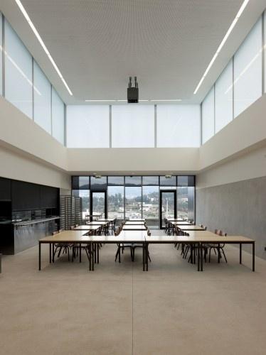 Candoso S. Martinho School Centre / Pitagoras Arquitectos | ArchDaily #arquitectos #school #portugal #architecture #pitagoras