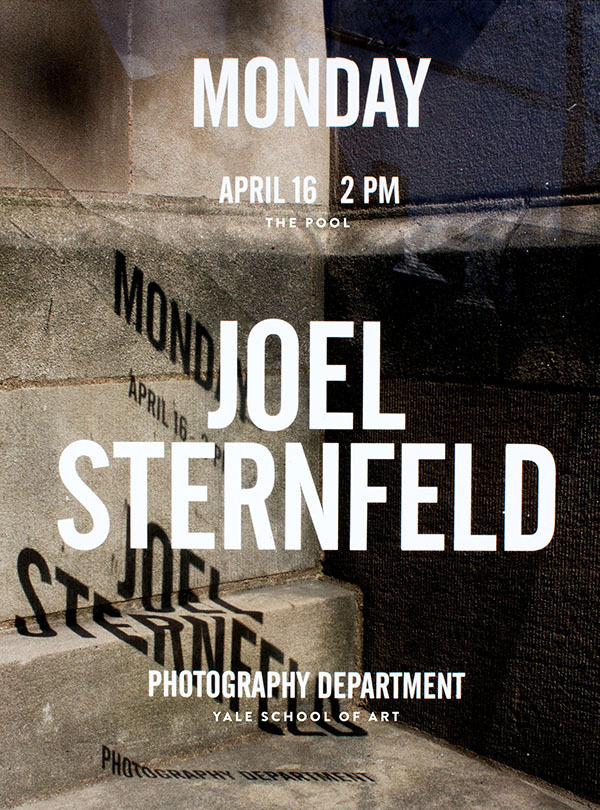 Joel Sternfeld and Richard Misrach - Jessica Svendsen #photography #poster #typography