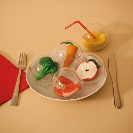 BLDGWLF #mockup #sculpture #food