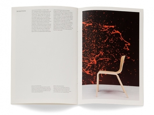 Catalogue | Stockholm Design Lab #swiss #print #design #minimal #layout #editorial #magazine #typography