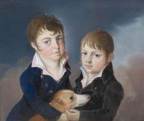 HIRSCHMANN (JOHANN HIRSCHMANN, 1765 BURGKUNSTADT - AFTER 1829 BAMBERG, ?), attributed to
