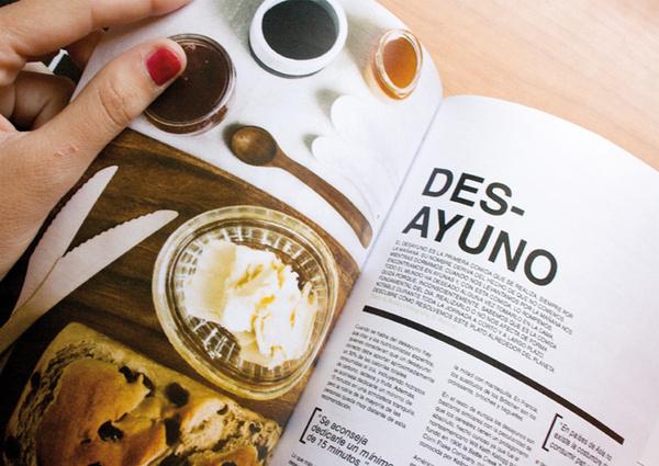 hintercalada #print #design #food #editorial #magazine
