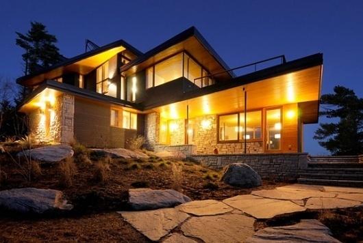 Onestep Creative - The Blog of Josh McDonald » Cliff House #architecture #house #modern
