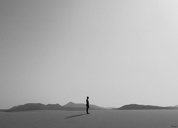 Mr. M #alone #person
