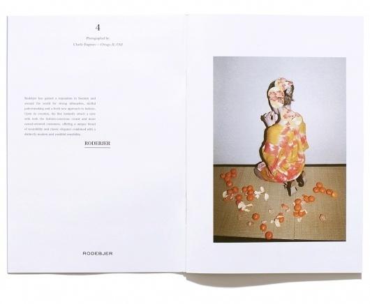 JOANNA EWING | - Around the World Lookbook #print #typography