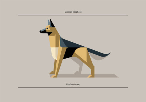 lumadessa_canine_04 #lumadessa #illustration #can #dog