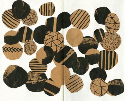 ladyann_sketchbook #collage