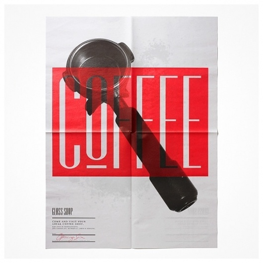 Design Cove: Graphic Design #coffee #design #graphic #poster