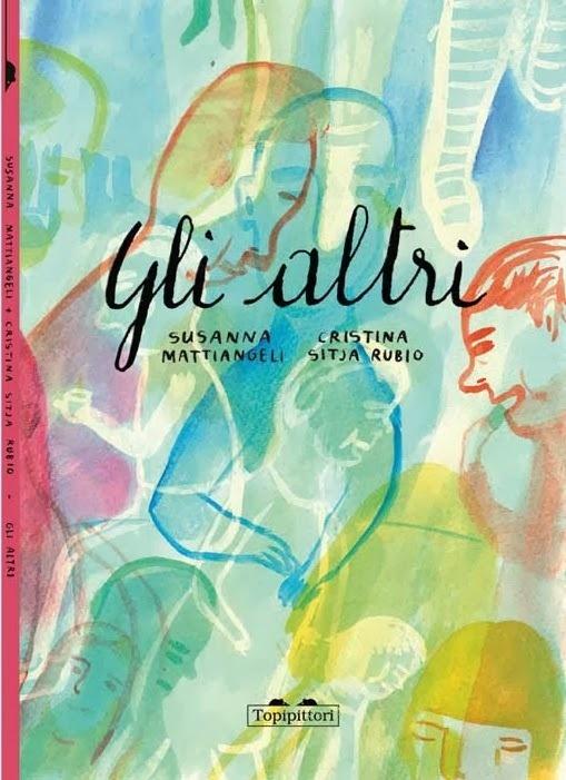 Topipittori blog #lettering #print #book #cover #illustration #watercolour