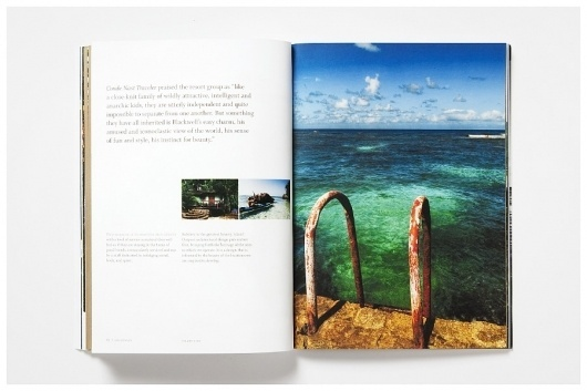 Michael Freimuth #print #layout #brochure #typography
