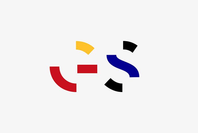 Get Set Festival by Epiforma #logo #symbol #letter #typography #mark