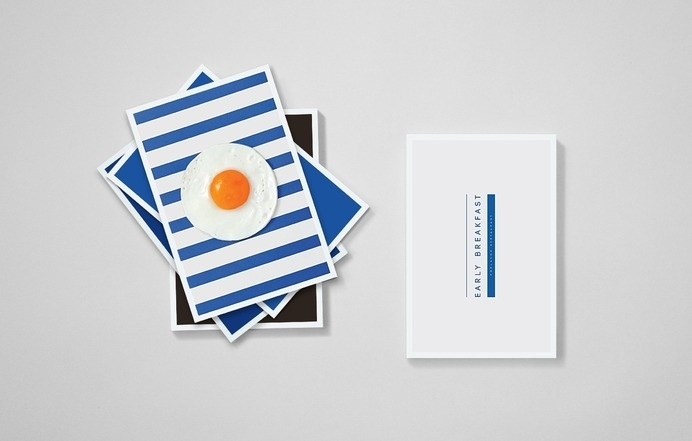 Type That I Like #egg #stationary #business #card #maritime