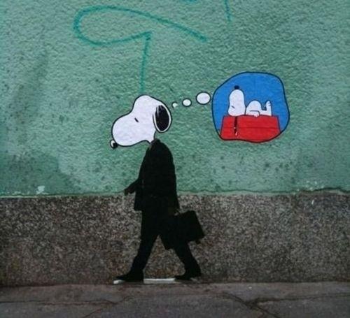 Résultats Google Recherche d'images correspondant à http://26.media.tumblr.com/tumblr_lg8c5s2RgQ1qatctmo1_500.jpg #snoopy #street #art #work