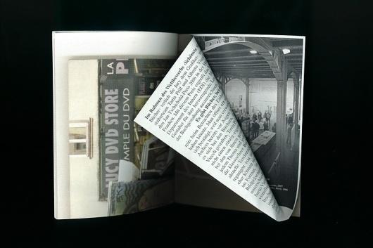 Prill-Vieceli, Booklet | Studio Reizundrisiko, Contemporary Graphic Design, Switzerland #50 #18 #bookdesigner #biding #most #beau #examples #vieceli #japanese #alberto #works