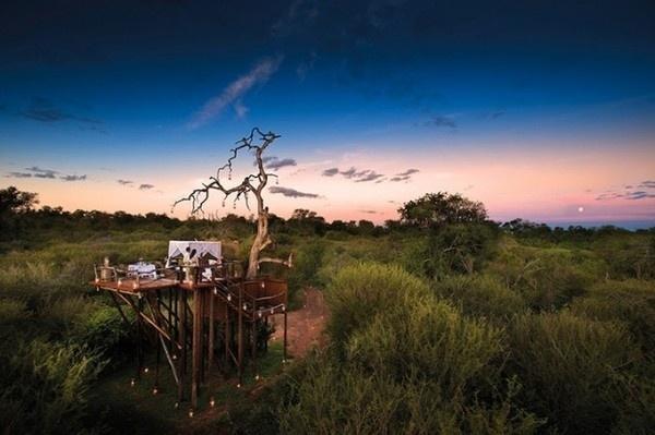 LionSandsGameReserveSouthAfrica1 #africa #architecture #house #tree