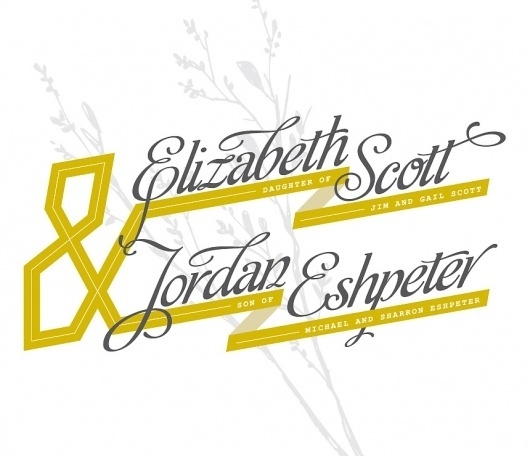Liz & Jordan - Zach Bulick Design & Illustration