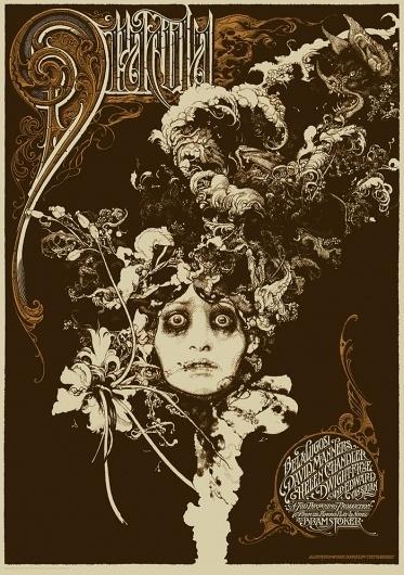 Dracula On Sale Now! « Mondo: The Blog #dracula #illustration #poster