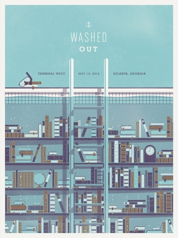 washed_out_big.jpg 1,200×1,600 pixels #illustration #poster