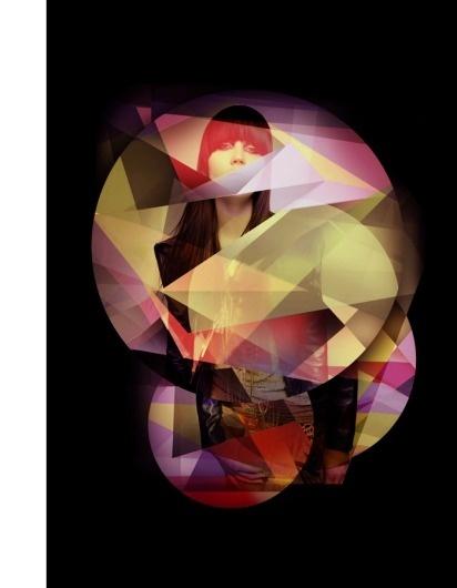 Girl. : TACN Studio #cubist #vancouver #design #digital #fashion