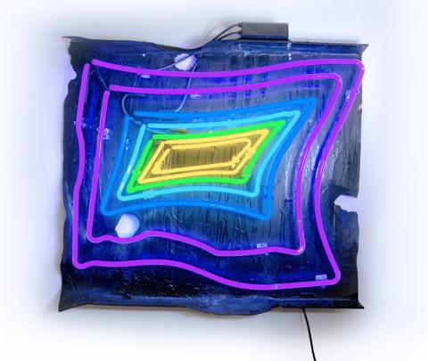 Patrick Martinez | PICDIT #design #light #color #art