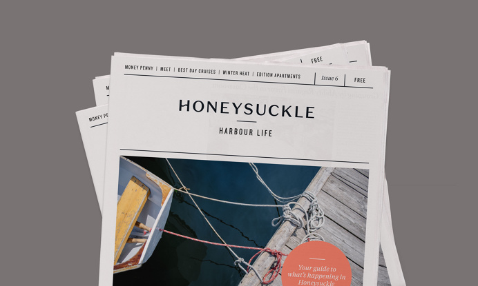 Honeysuckle is a vibrant waterfront precinct in Newcastle, NSW. Born from an industrial landscape of railway workshops, wool stores, cargo s #sthash