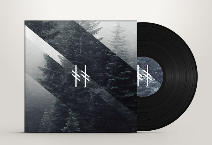Timber Timbre Album Sleeve #album #timber #project #timbre #art #personal #trees