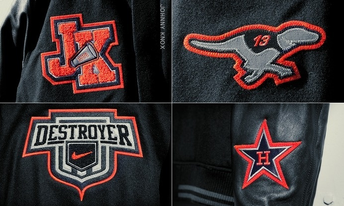 NIKE DESTROYER - runjeremy #patches