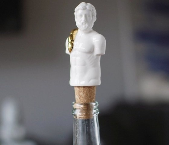 Gods of the Zodiac Bottle Stoppers #gadget #home