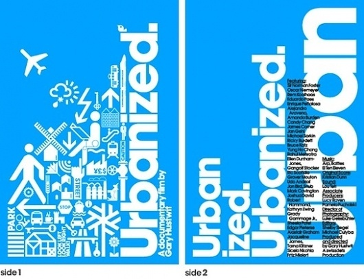 The official Urbanized Poster | Swiss Legacy #icon #print #poster #typography