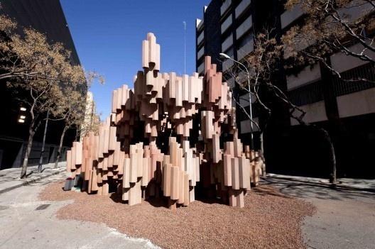 xc2xa9 Noel Arraiz #pavilion #architecture