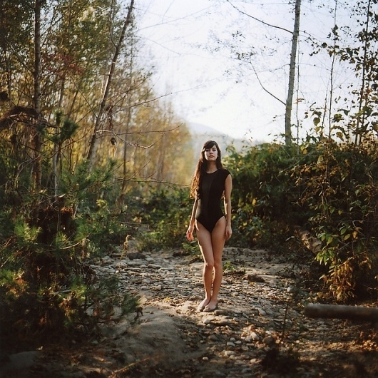 Art Sponge I Inspirational Visual Art #swimsuit #photography #portrait #amamak #forest