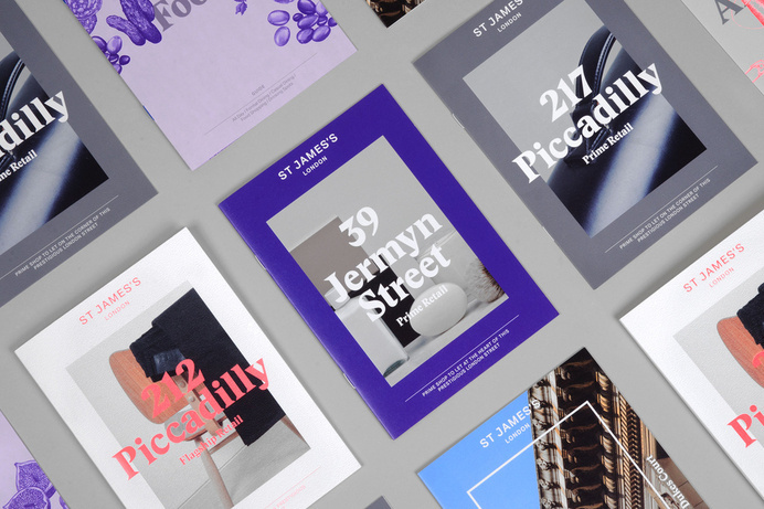 """adayinthelandofnobody: """"St James's, London"""" branding by dn&co. stud Follow""""aday in the land of nobody""""on tumblr Pinterest