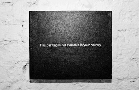 Kunst | iGNANT - Part 31 #arte #censorship #de #minimalism #galeria #sarcasm #censura #joke #youtube