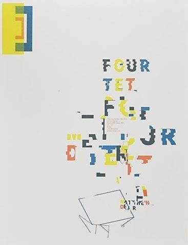 FFFFOUND! | fourtet.jpg (475×622) #music #layout #color