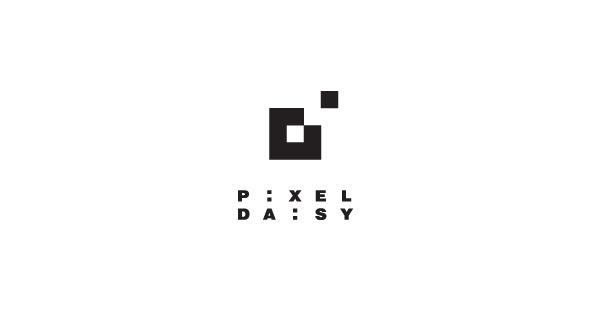 pixel daisy on Behance #pixel