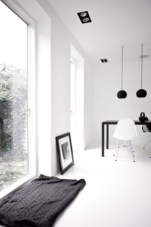 monochar #interior #house
