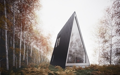Allandale Exteriors #living #architecture #postmodern #geometric