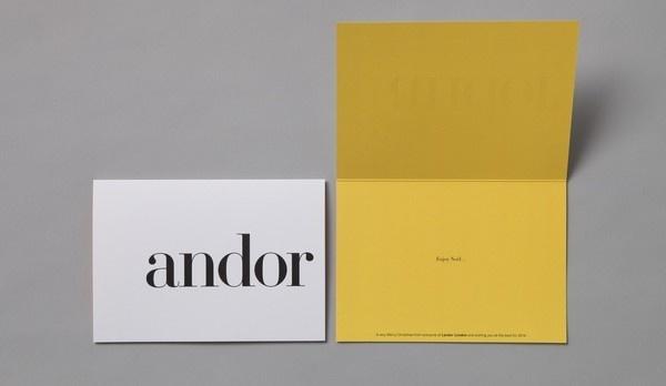 Haider Muhdi   Landor #landor #card #print #christmas #noel