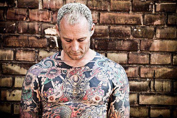 Dirk Behlau #tattoo