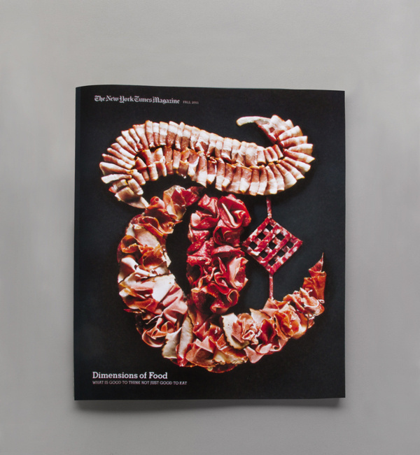 The New York Times Food Issue   Cover and Feature Story on Behance