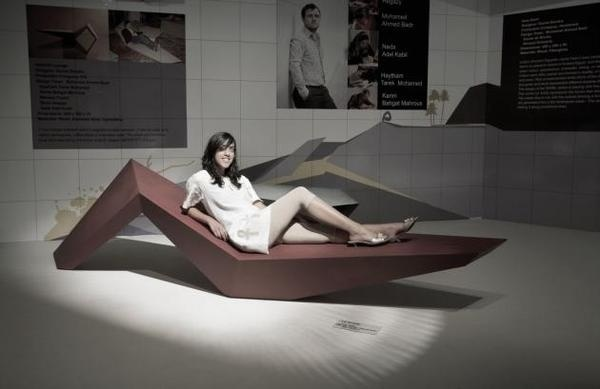 Design The Nefertiti Lounge Modern #interior #design #decor #home #furniture #architecture