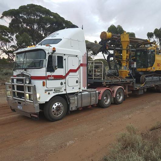 Mining and civil transport