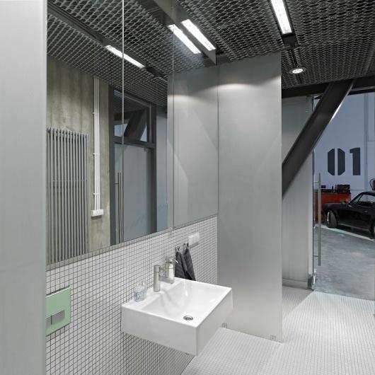 ultra-architects: garage office #architecture #garage