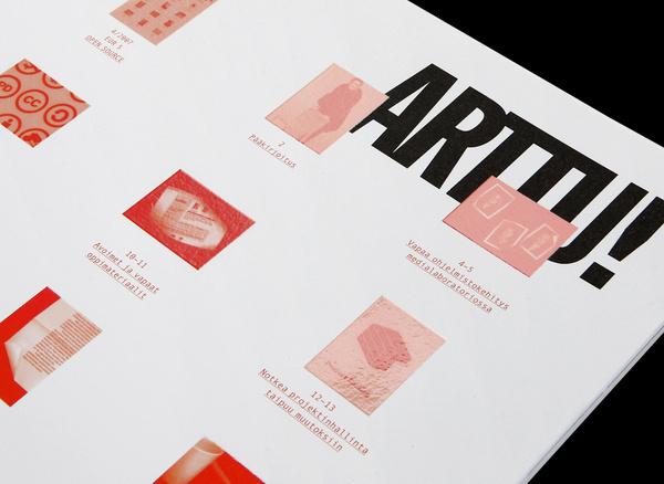 Lotta Nieminen — SI Special #catalogue #print #color #publication