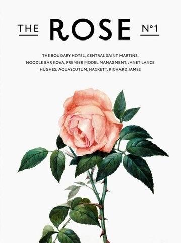 FFFFOUND! #rose #illustration #poster #typography