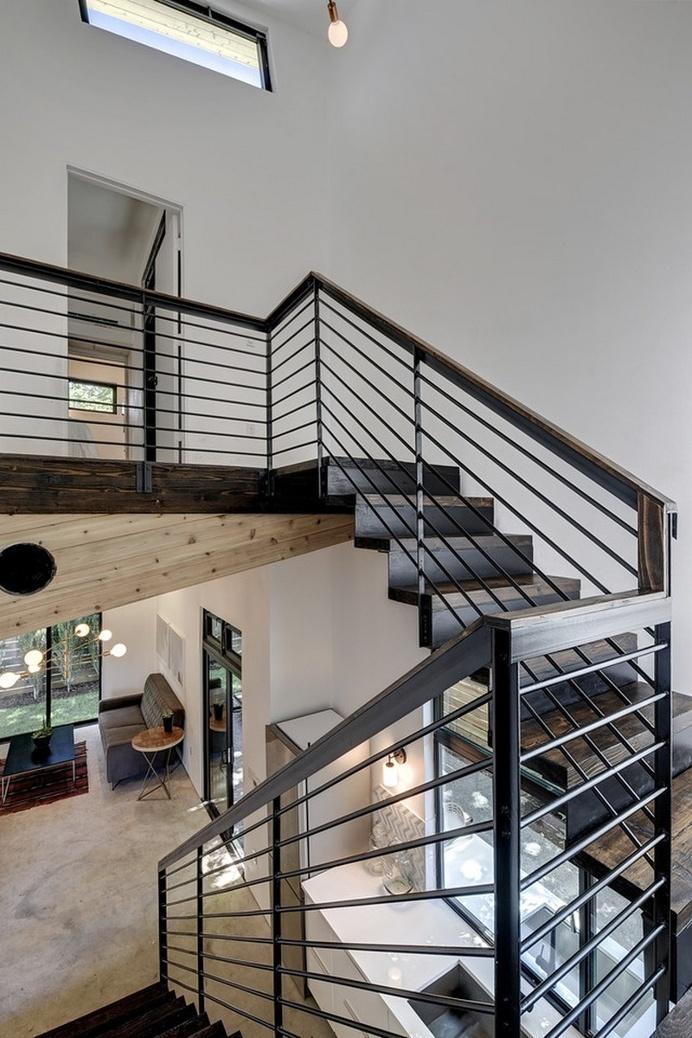 Haskell Health House – Urban Garden Home in Austin