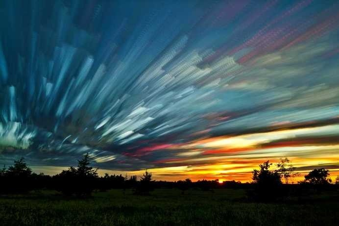 Smeared Sky by Matt Molloy #inspiration #photography #landscape