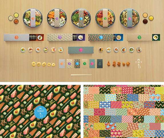 Maki San #patterns
